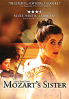 MOZART'S SISTER (DVD)