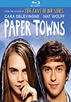 Book Jacket for: Paper towns [videorecording]