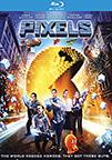 Book Jacket for: Pixels [videorecording]