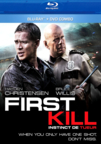FIRST KILL (Blu-ray)