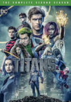 Titans Season 2 (DVD)