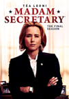 Madam Secretary Season 6 (DVD)